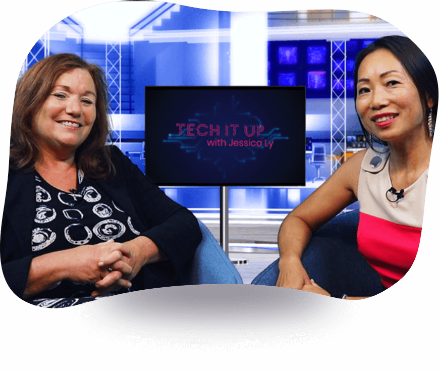 Tech it Up with Jessica Ly Lori DeFurio, Group Manager, Retention & Customer Engagement, Document Cloud, Adobe